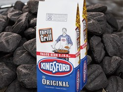 Get ready for your cookout with two 18-pound bags of Kingsford Charcoal for $10
