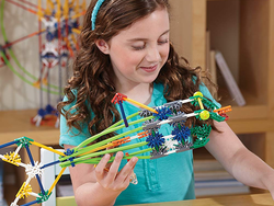 Get creative with over 30% off K'Nex model building sets