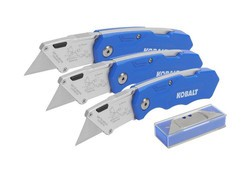 Your closest Lowe's might have Kobalt knives on sale for $2