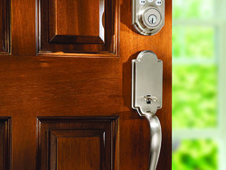 Get in and get out with this $59 Kwikset electronic deadbolt