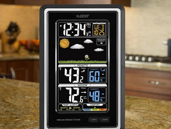 Be your own weatherman with this $35 Wireless Forecast Station