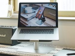 Elevate your screen with the discounted Lamicall Laptop Riser stand