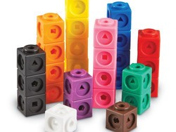 Remember those math cubes? They're on sale for $8