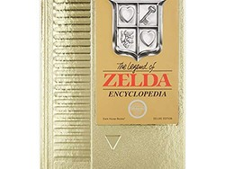 The hardcover Legend of Zelda deluxe edition encyclopedia is down to $28