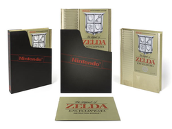 Delve into The Legend of Zelda's history with this $48 Deluxe Encyclopedia