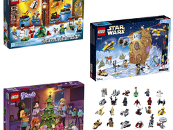 Pick up one of this year's LEGO Advent Calendars at a discount while you can