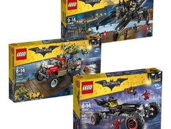 Save 30% on select Lego Batman Movie sets while supplies last