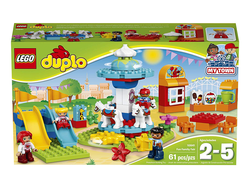 The Lego Duplo Fun Family Fair set is down to its lowest price yet of $32