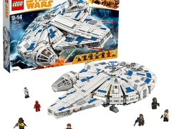 There's £60 off the 1414-piece LEGO Millennium Falcon right now