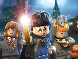 Explore the Hogwarts grounds in the $20 Lego Harry Potter Collection on PlayStation 4