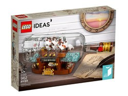 Score the Lego Ideas Ship in a Bottle set & a $10 Target gift card for $56