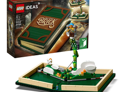 Tell a story with the new Lego Ideas Pop-up Book set at 20% off