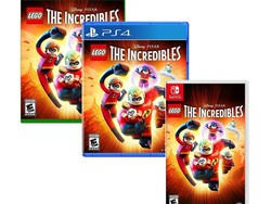 The newly-released Lego Disney Pixar The Incredibles game is already $20 off