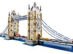 Piece together London's landmark Tower Bridge with this discounted Lego set at $43 off