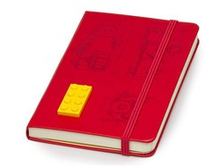 This adorable Lego Limited Edition Pocket Moleskine is only $6