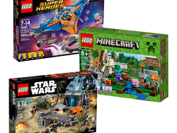 Lego fans and collectors have just one day to save 20% on select sets at Best Buy
