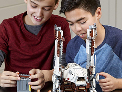 This Lego Star Wars Imperial AT-Hauler set is 35% off for the first time ever
