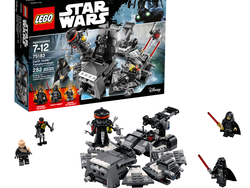Transform Anakin into the evil Darth Vader with this $17 Lego Star Wars set