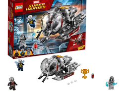 This Ant-Man inspired Lego Marvel Quantum Realm Explorers set just shrunk in price to $13