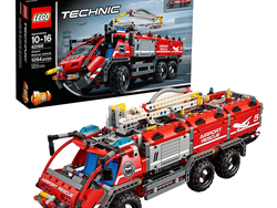 Jet over to Amazon and snag the Lego Technic Airport Rescue Vehicle at its lowest price yet