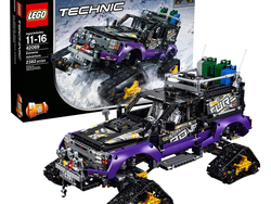 The 2-in-1 Lego Technic Extreme Adventure set is $70 off right now