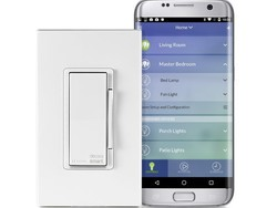 These $40 Leviton smart dimmers work with Alexa and Google Assistant