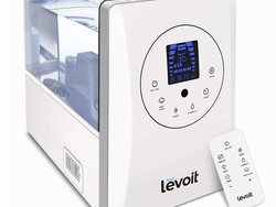 This Levoit 6L ultrasonic humidifier is on sale for $67 today only