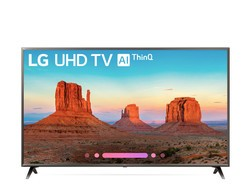 Grab LG's 55-inch 4K TV with a $100 promo gift card for just $500