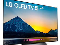 Upgrade to LG's stunning B8 4K smart TV and save up to $250 for a limited time