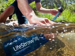Drink safely from any water source using this $27 LifeStraw Go Water Bottle