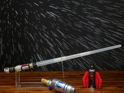 Discover where your allegiance lies with the $14 Star Wars Path of the Force Lightsaber