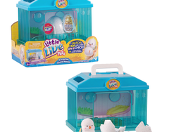Hatch a chirpin' baby chick with this $10 Little Live Pets Habitat Toy