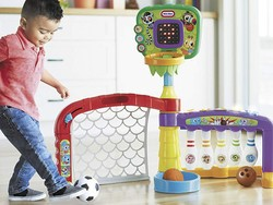 Playtime starts now with 35% off Little Tikes, Tonka, and other toys