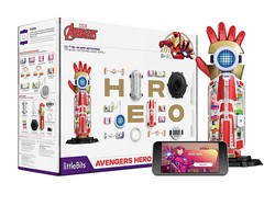Your kid can code their own super powers with this $50 littleBits Marvel Avengers inventor kit