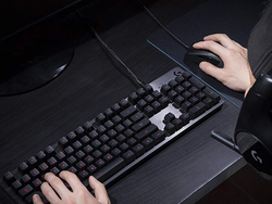 Level up with the £56 Logitech G413 USB gaming keyboard