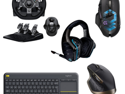 Score big discounts on Logitech gaming accessories including mice, keyboards, headsets and more today only