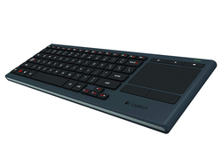 Keep typing in the dark with the $50 Logitech K830 illuminated keyboard