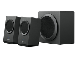 Turn up the audio quality on your computer's sound with discounted Logitech speaker systems