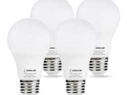 These discounted Dusk to Dawn bulbs power on automatically at night