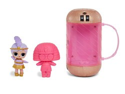 Get this L.O.L. Surprise! Under Wraps Series 4 doll for $14 right now