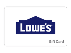 Work in some home improvement this summer with $20 off this $200 Lowe's gift card