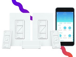 This $115 Lutron Caseta dimmer switch 2-pack is an easy way to add smart lighting to your home