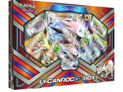 Catch 'em all with the Pokemon TCG Lycanroc-GX game for $13