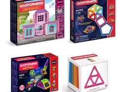 Magformers magnetic toys are over 30% off at Amazon today