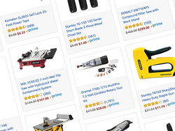 Today's Amazon's Gold Box deal has power drills, stud finders, tape measures, and more