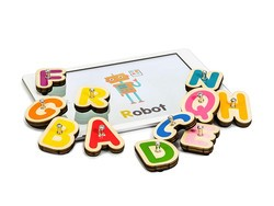 These $17 Marbotic Smart Interactive Letters will help your kid learn how to read
