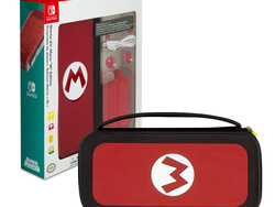 This $12 Mario Edition Nintendo Switch Starter Kit comes with several essential accessories