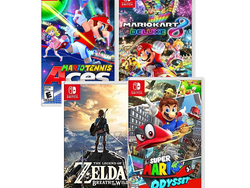 Mario, Zelda and more Nintendo Switch games are down to $45 each today