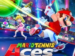 It just got cheaper to play as your favourite Nintendo characters in Mario Tennis Aces