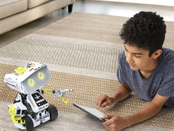 Meet and program Meccano's Robotic Interactive Toy M.A.X. for just $69